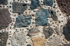 Architectural background - stoned wall Stock Images