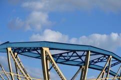Architectural bridge royalty free stock photo