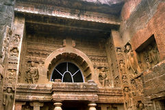 Architectural brilliance of Ancient India Royalty Free Stock Image