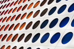 Architectural Building Details. Miami Florida royalty free stock images
