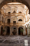 Architectural building in Sicily Stock Image