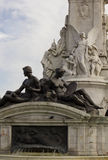 Architectural close up of Queen Victoria Memorial Royalty Free Stock Photos