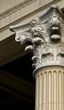 Architectural Column Detail Stock Photography