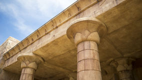 Architectural columns Stock Photography