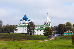 Architectural Complex of the Suzdalian Kremlin. Russia Stock Photography