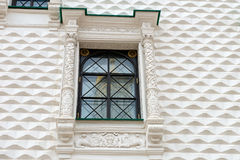 The architectural decoration of the Windows Stock Photography