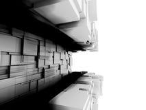 Architectural design Royalty Free Stock Photos