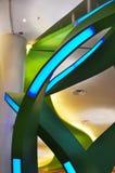 architectural design indoor Στοκ φωτογραφία με δικαίωμα ελεύθερης χρήσης