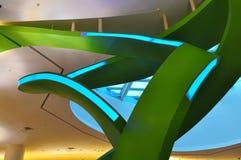 architectural design indoor Στοκ εικόνες με δικαίωμα ελεύθερης χρήσης
