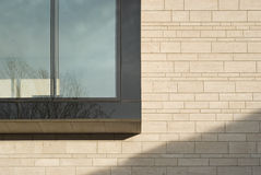 Architectural Design with Window Stock Photo