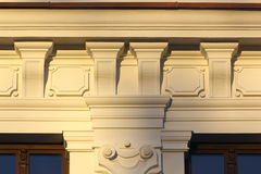 Architectural detail Royalty Free Stock Photo