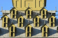 Architectural detail Stock Photography