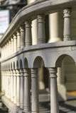 Balcony Pillars and Detail Stock Images