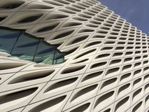Architectural Detail - The Broad Muesum Royalty Free Stock Photo