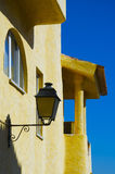 Architectural detail. In Cascais, Portugal Stock Photography
