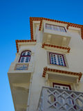 Architectural detail. In Cascais, Portugal Royalty Free Stock Photography