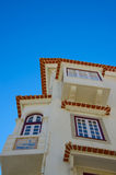 Architectural detail. In Cascais, Portugal Stock Images