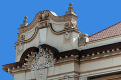 Architectural Detail 16 royalty free stock image