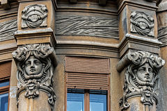 Architectural Detail 12 Royalty Free Stock Images