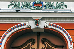 Architectural Detail 1 stock image