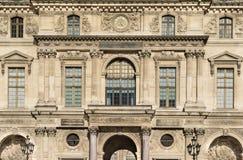 Architectural detail-exterior facade Stock Photography
