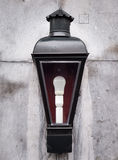 Architectural detail of exterior light Stock Images
