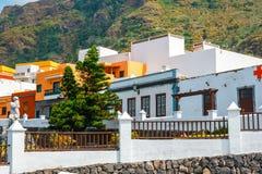 Architectural detail in Garachico, Tenerife Royalty Free Stock Photo