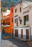 Architectural detail in Garachico, Tenerife Stock Image