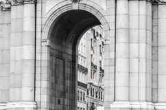 Architectural detail Royalty Free Stock Image
