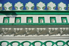 Architectural detail at The India Muslim Mosque in Ipoh, Malaysia Stock Photos