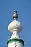 Architectural detail at The India Muslim Mosque in Ipoh, Malaysia Royalty Free Stock Photo