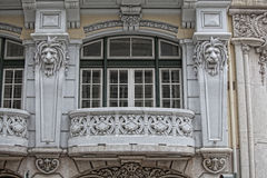 Architectural detail in Lisbon Stock Image
