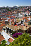 Architectural detail in Lisbon Stock Images