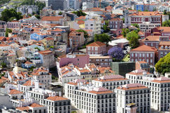 Architectural detail in Lisbon Stock Photos