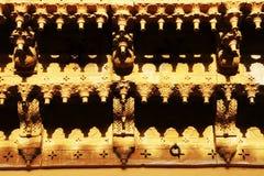 Architectural detail of Mandir Palace Royalty Free Stock Photos