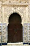 Architectural detail in Marrakesh Stock Photos