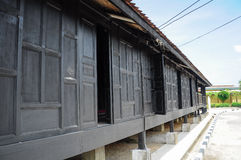 Architectural detail of Masjid Kampung Laut at Nilam Puri Kelantan, Malaysia Stock Images