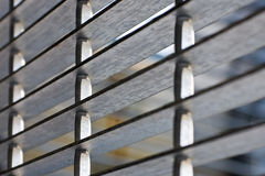 Architectural detail modern building stock photography