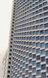Architectural detail of a modern building Royalty Free Stock Image