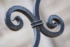 Architectural detail, 96 number Stock Photo