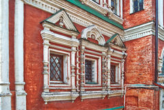 Architectural detail of the  Orthodox church. Stock Photography