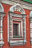 Architectural detail of the   Orthodox church. Royalty Free Stock Images