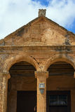 Architectural detail Orthodox monastery Royalty Free Stock Image