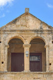 Architectural detail Orthodox monastery Stock Photography