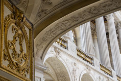 Architectural Detail Palace of Versailles Royalty Free Stock Photos