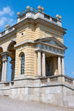 Architectural detail, Schonbrunn, Vienna. Royalty Free Stock Photo
