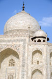 Architectural detail. Taj Mahal, India. Stock Images