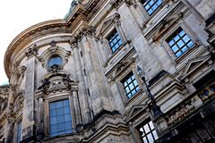 Architectural Details Royalty Free Stock Image