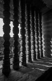 Architectural details of Angkor Wat, Cambodia Royalty Free Stock Photography