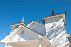 Architectural Details/Church Royalty Free Stock Photos